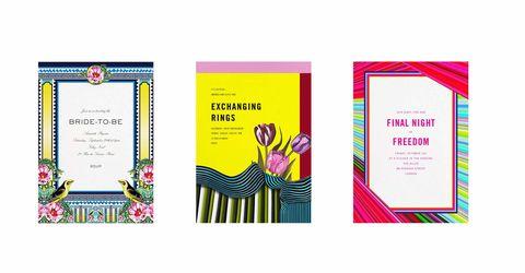 mary katrantzou wedding invitations best designer stationery