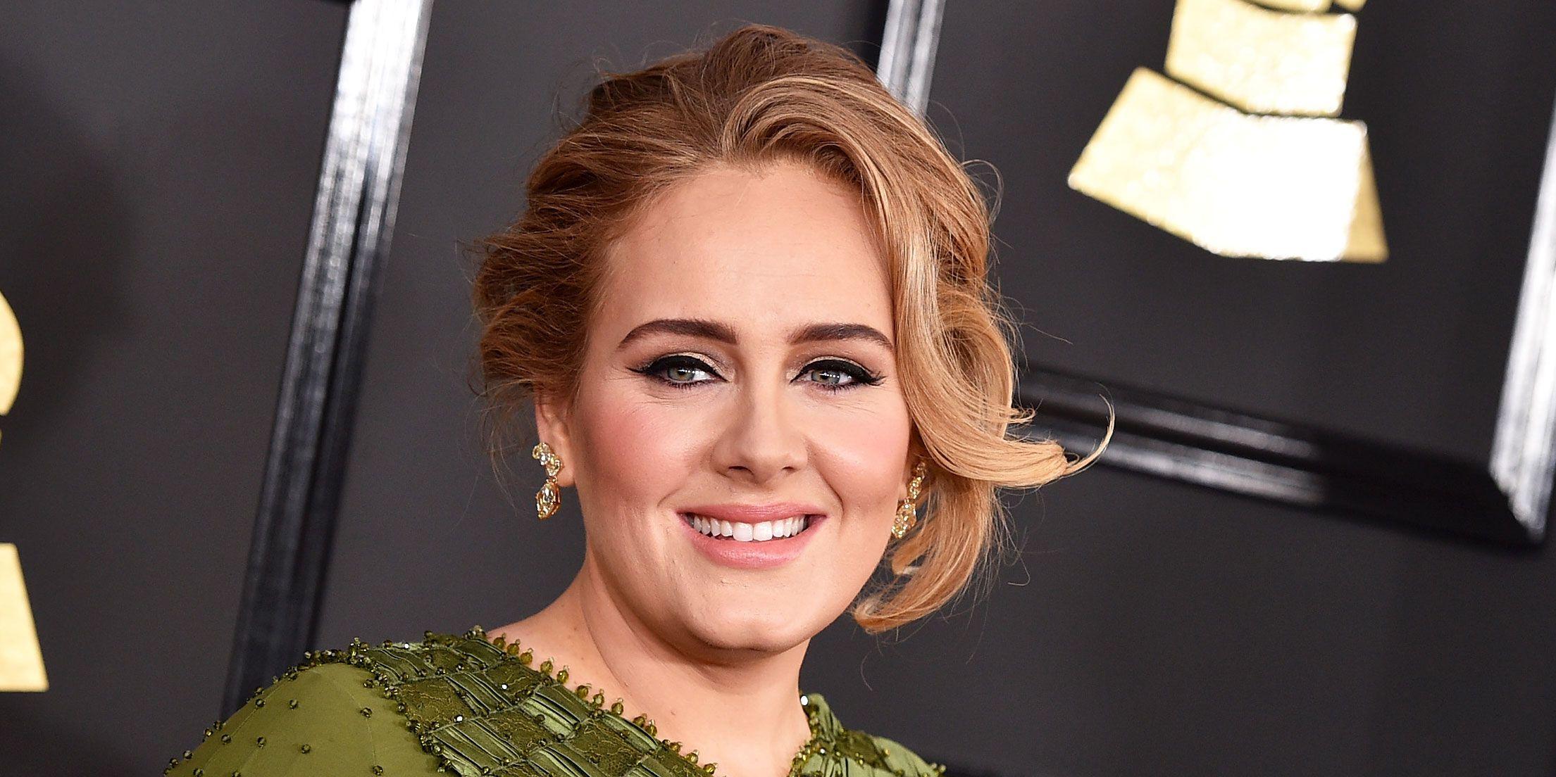 Adele's make-up artist Michael Ashton