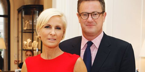 Trump Insults Morning  Joe Scarborough and Mika Brzezinski in tweets