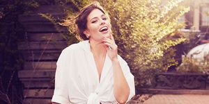 Ashley Graham on what she wishes she'd known when she was younger