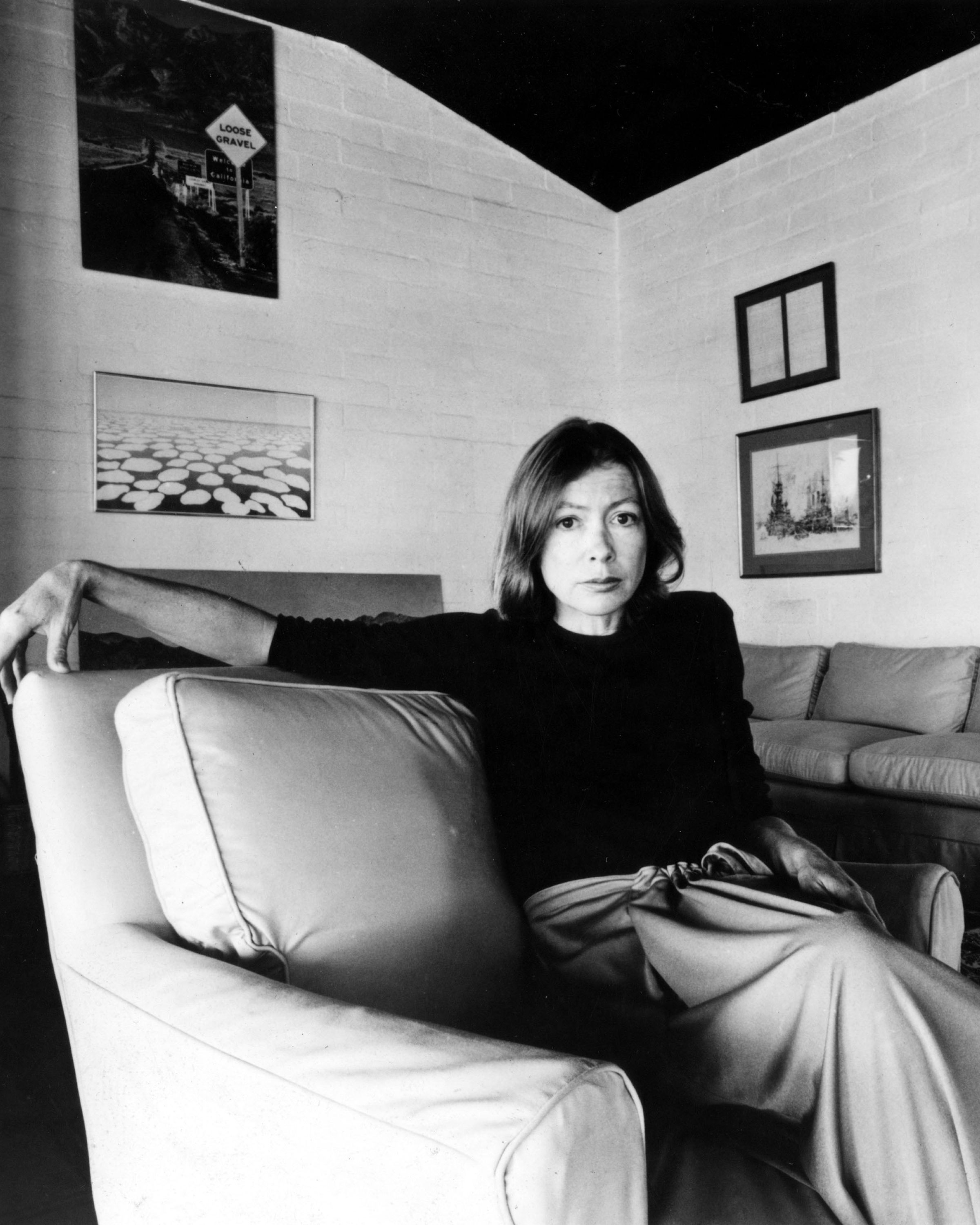 Joan Didion's ultimate reading list: the books that changed her life