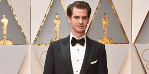 Andrew Garfield, Oscars red carpet 2017