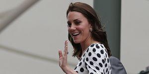 The Duchess of Cambridge's haircut