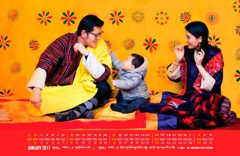 Dragon Prince of Bhutan