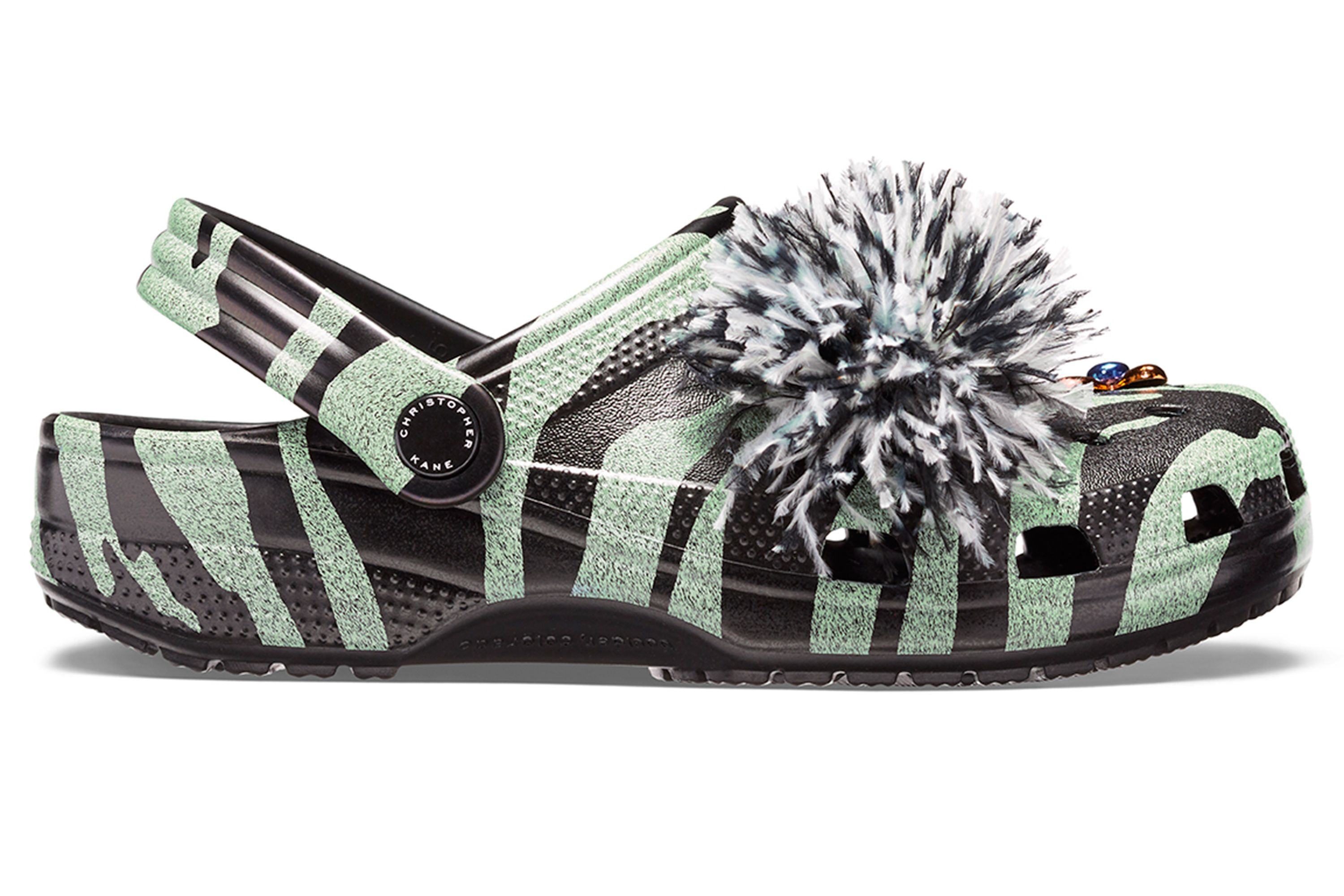 Christopher Kane continues with crocs quest