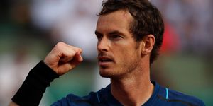 Andy Murray | ELLE UK