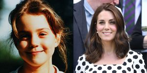 Kate Middleton Beauty Transformation