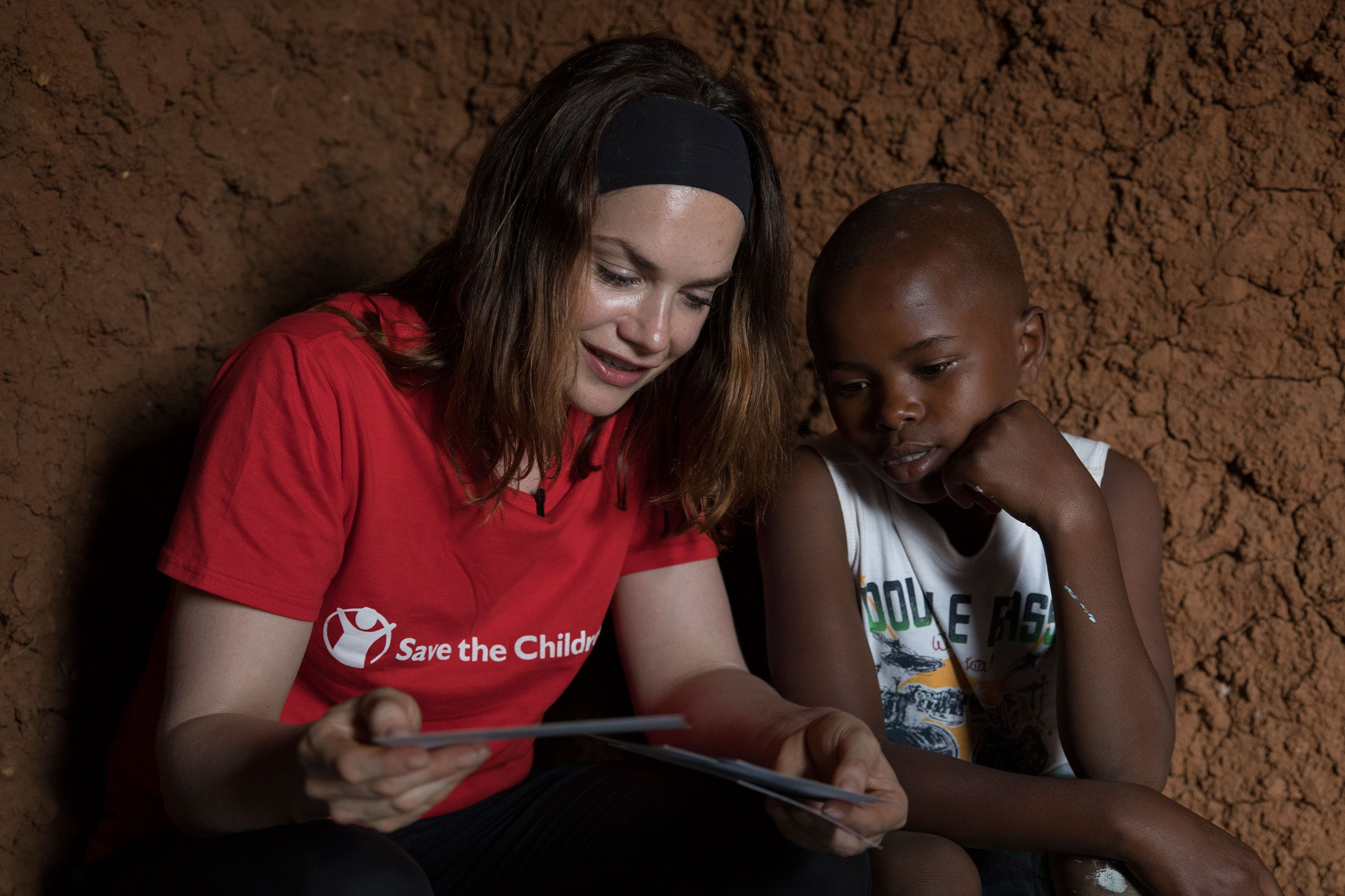 images Ruth Wilson: What I learnt from a Rwandan refugee camp