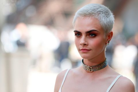Why Cara Delevingne Shaved Her Hair