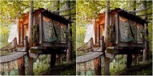 Treehouse | ELLE UK