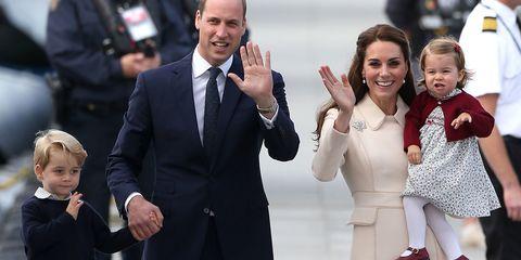 royal FAmily   ELLE UK