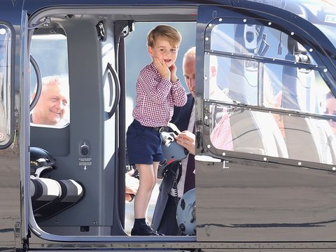 The Royal Tour of Germany