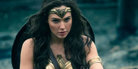 Face, Beauty, Black hair, Cg artwork, Fictional character, Wonder Woman, Cool, Long hair, Headpiece, Justice league,