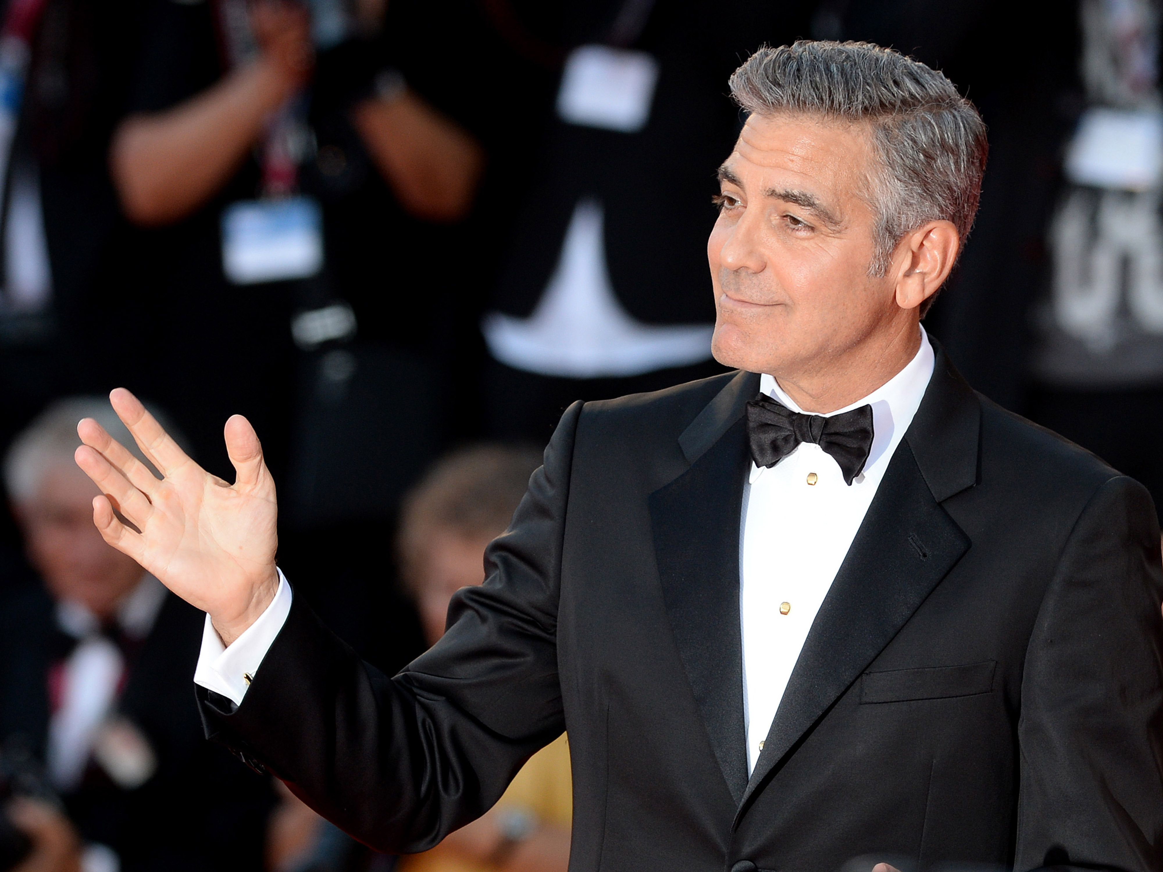 George Clooney nearly starred in The Notebook over Ryan Gosling