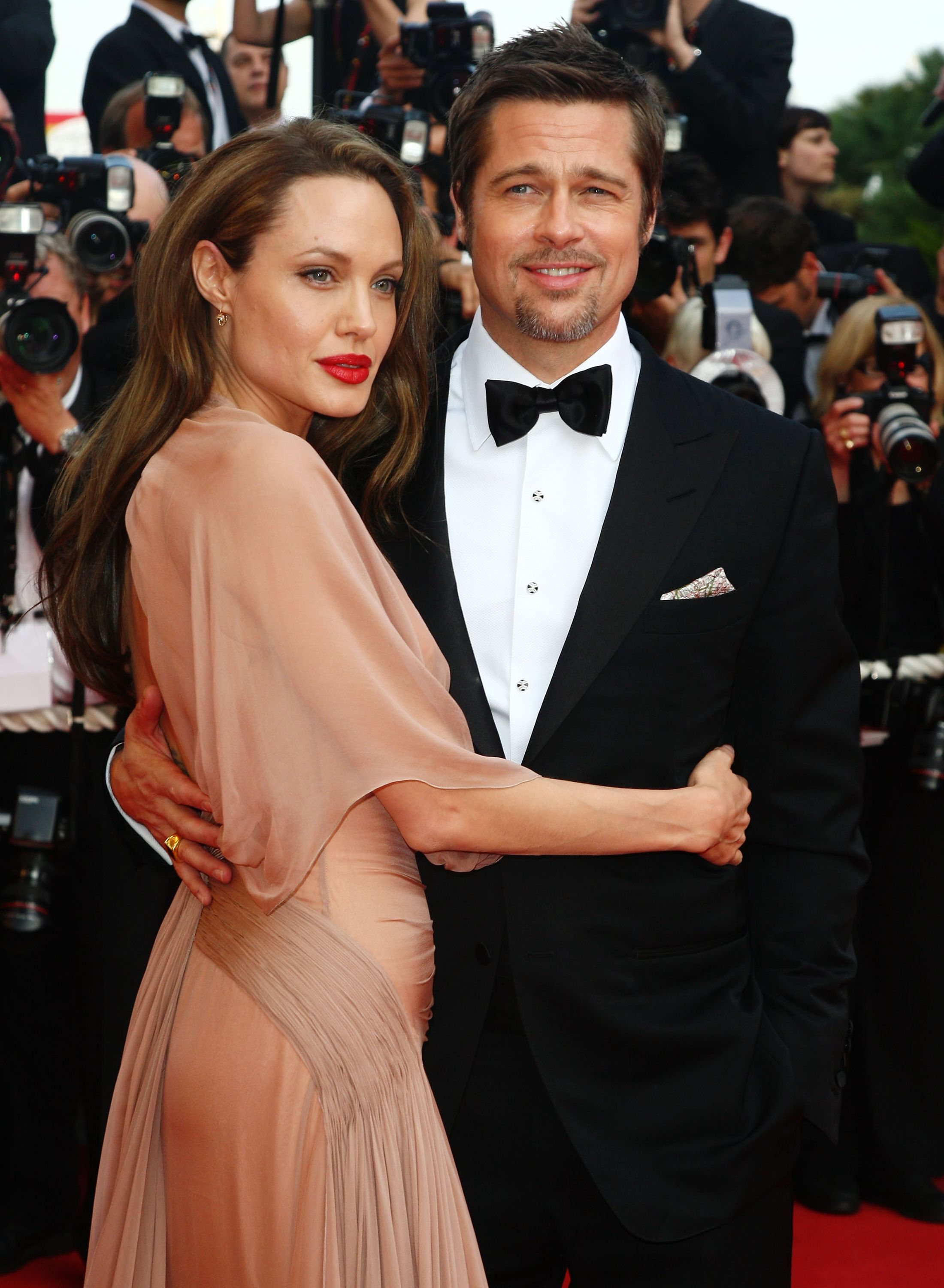 "Angelina Jolie gets real about Brad Pitt split: ""I was pretty broken"""