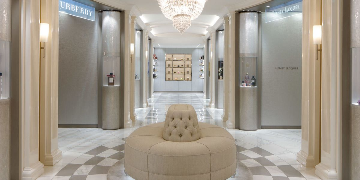 Harrods Expands Its Salon De Parfum