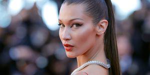 Bella Hadid beauty tips