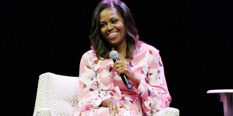 Michelle Obama on miscarriage and IVF - Memoir Becoming