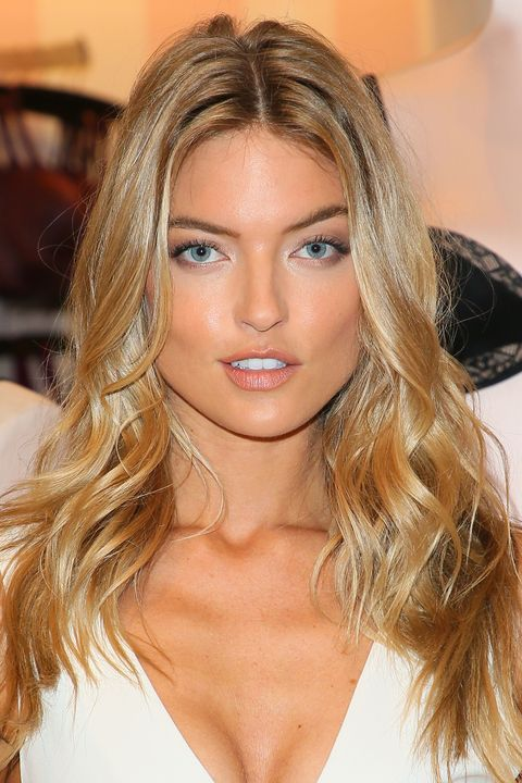 Martha Hunt Beauty Muse