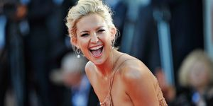 Kate Hudson on the red carpet