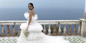 Feiping Chang wedding