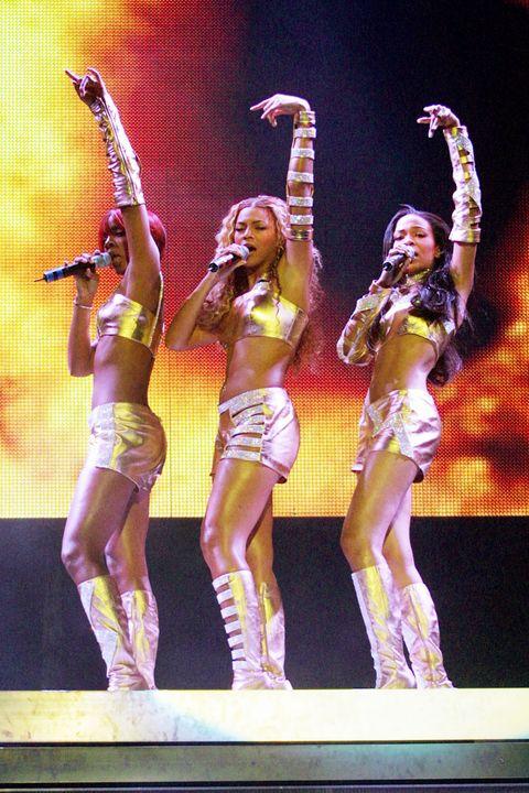Destiny's Child tour 2001