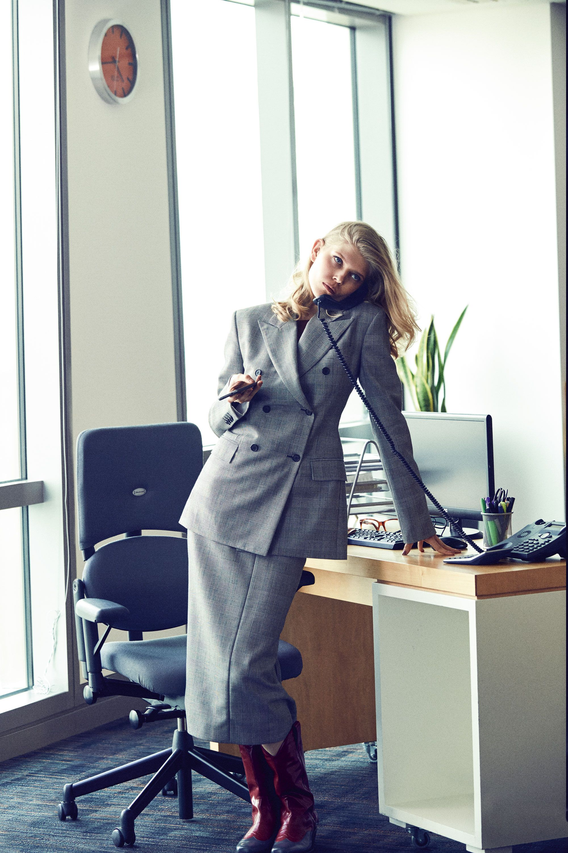 Office job - Bazaar at work