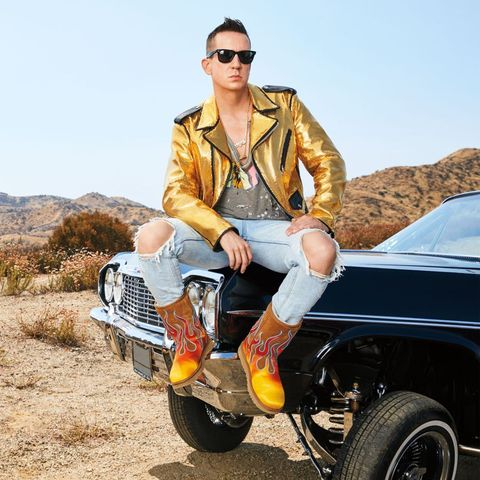 8402fbc7d34b Moschino s Jeremy Scott brings his high-fashion twist to Ugg