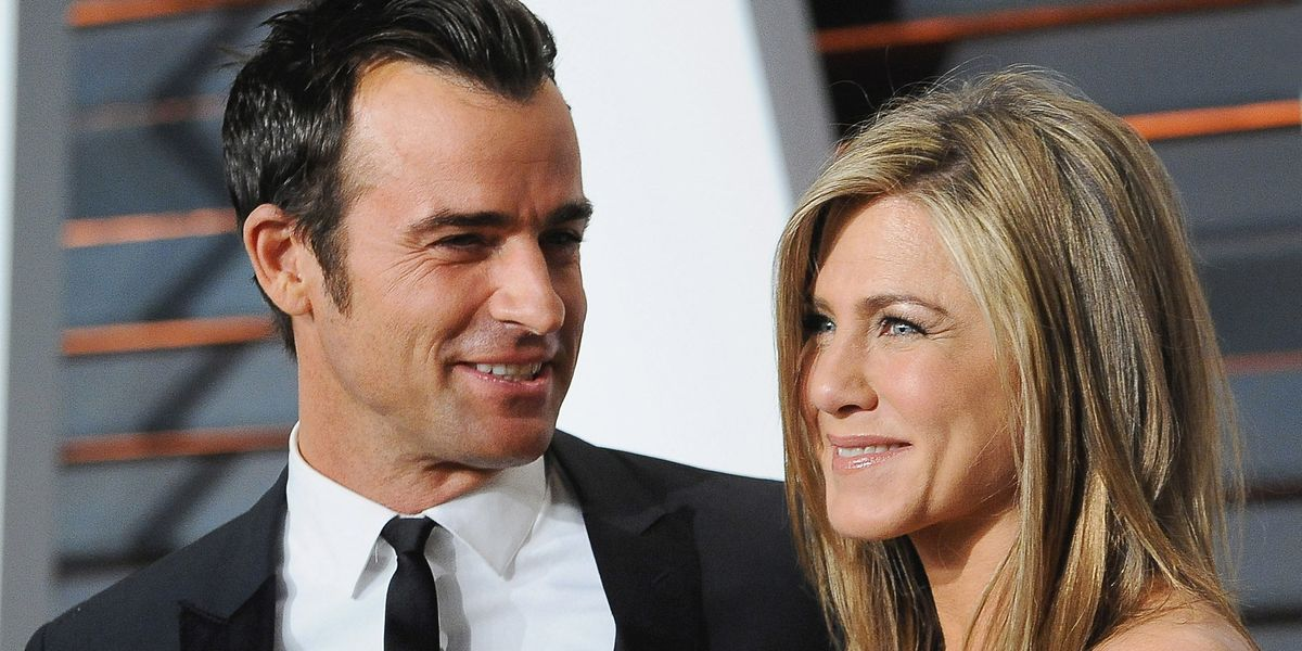 Justin Theroux Shares Sweet Photo with Jennifer Aniston For Their Anniversary