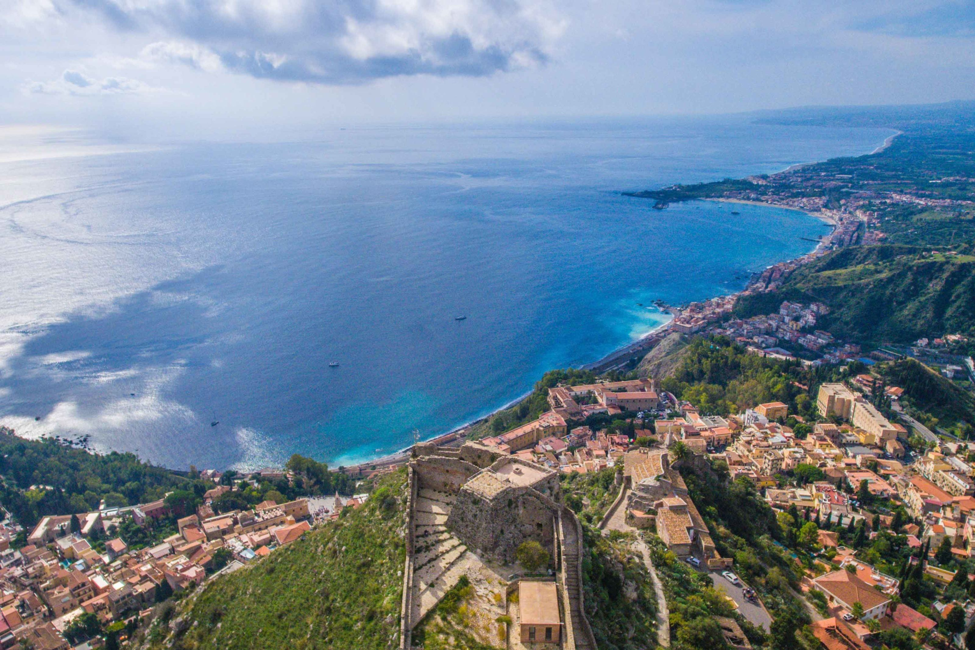 The Bazaar guide to Taormina, Sicily