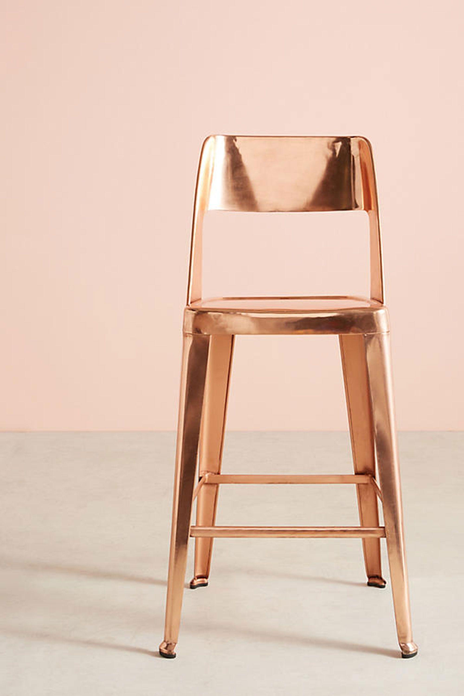 Best copper interiors and furniture copper accessories to