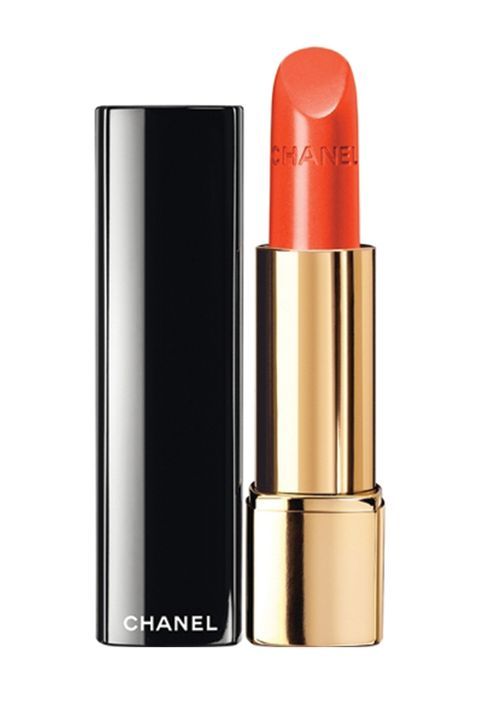 "<p>""This is one of my favorite corals,"" said makeup artist Kira Nasrat. ""It's a brighter one but I like to swipe the color directly from the bullet and smudge it gently with my finger to diffuse the color. It can be worn as a bolder coral or as a stain. Pro tip: I try to put&nbsp;more emphasis on&nbsp;the inside-center of the lip for more depth. For a lacquered finish, try&nbsp;Chanel's Douceur gloss on top. Probably one of my favorite coral duos.""&nbsp;<span class=""redactor-invisible-space"" data-verified=""redactor"" data-redactor-tag=""span"" data-redactor-class=""redactor-invisible-space""></span></p><p>Chanel Rouge Allure Lipstick, $37, <a href=""https://www.chanel.com/en_US/fragrance-beauty/makeup-lipstick-rouge-allure-130969/sku/130982?WT.srch=1&amp;WT.mc_id=FB_PLAMakeup424123889_en_US_&amp;WT.mc_t=sea&amp;gclid=EAIaIQobChMI0oW_qYna1QIVCoh-Ch01EA1jEAQYASABEgLNgfD_BwE"" data-tracking-id=""recirc-text-link""><em data-redactor-tag=""em"" data-verified=""redactor"">chanel.com</em></a></p>"