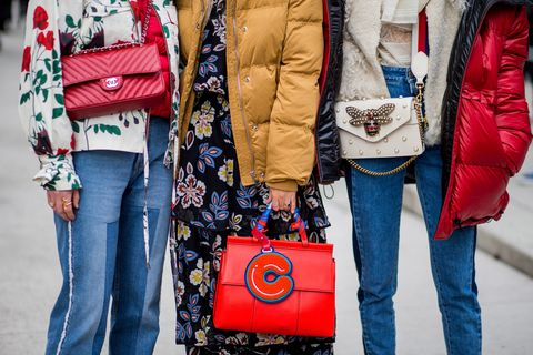 e6a3db45c8e image. Getty Images. Gucci is the most popular destination for designer bags  ...