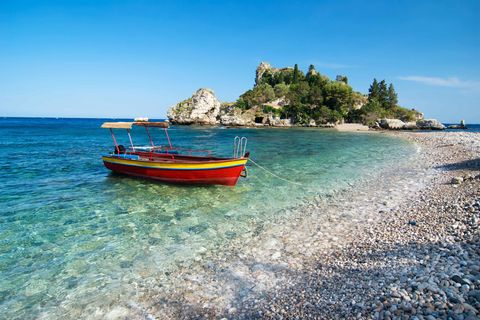 Guide To Taormina Sicily Best Hotels Bars And
