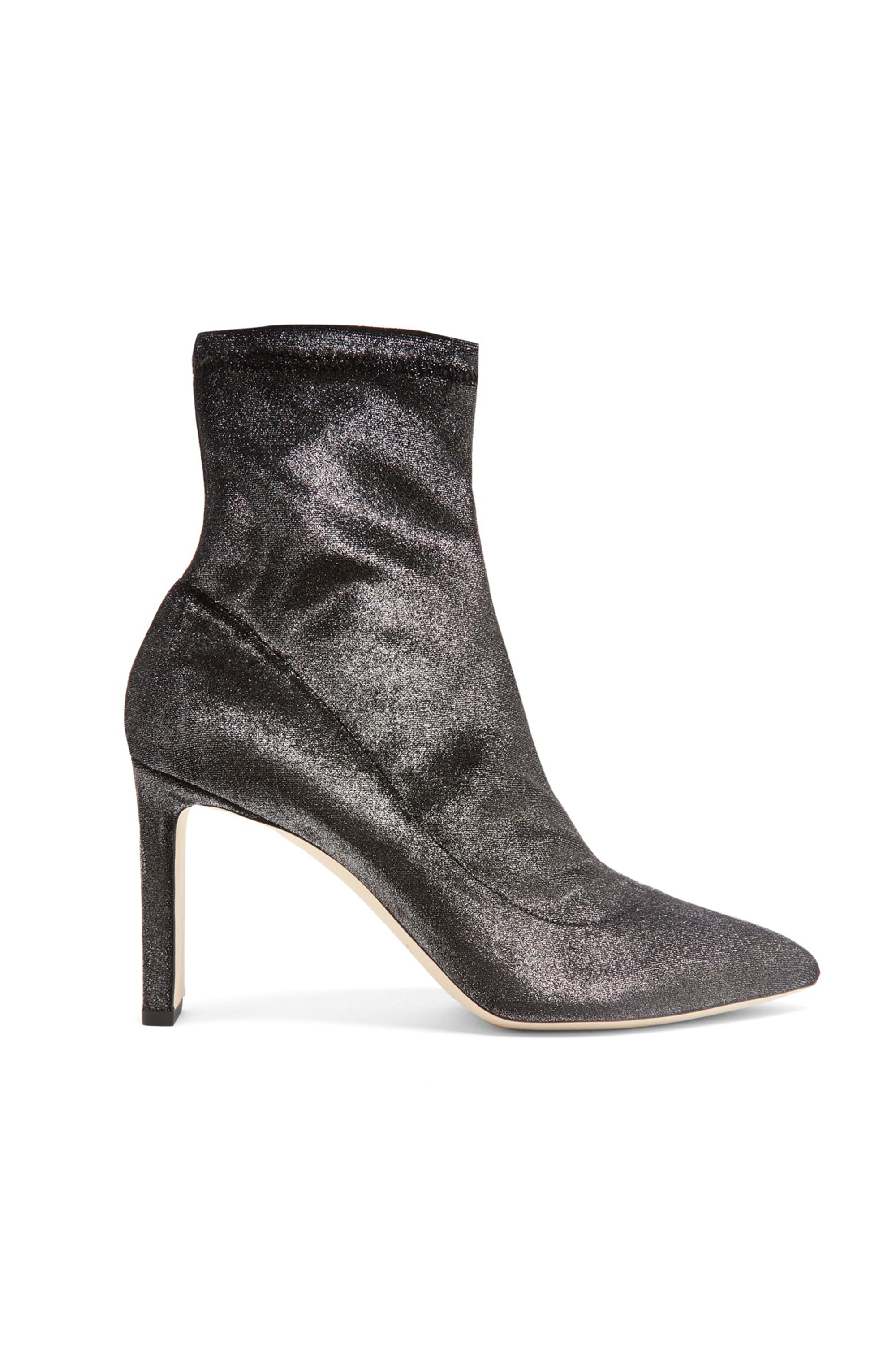 High street and designer sock boots