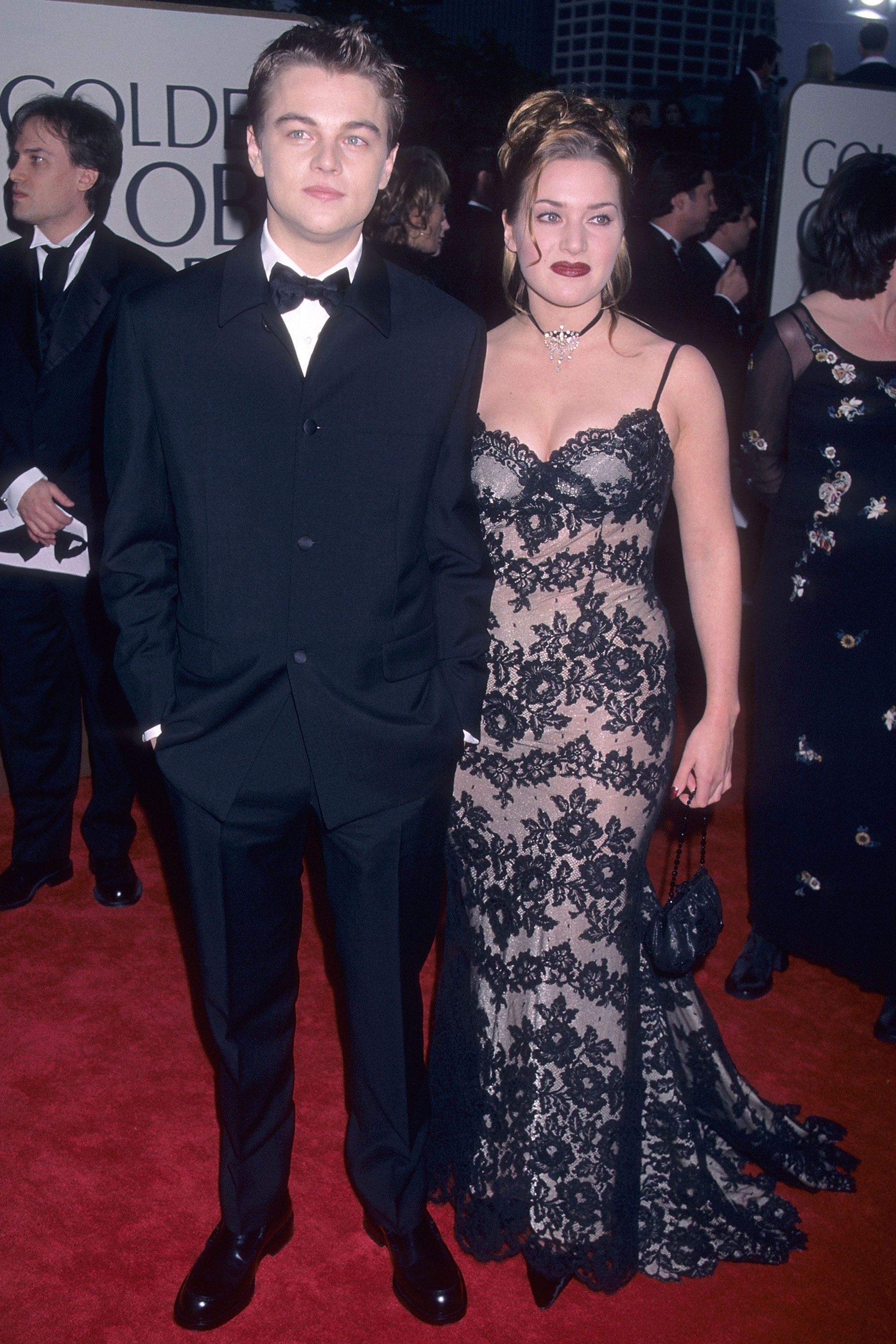 Kate Winslet And Leonardo Dicaprio S Friendship In Pictures Kate And Leo On The Red Carpet