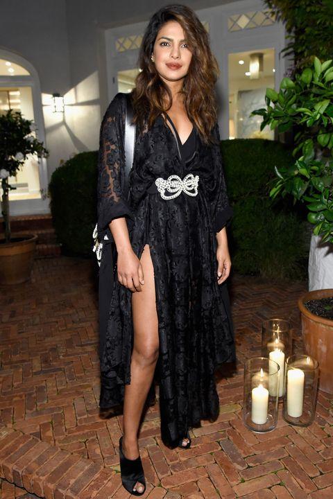 Clothing, Dress, Little black dress, Leg, Fashion model, Fashion, Long hair, Black hair, Cocktail dress, Thigh,