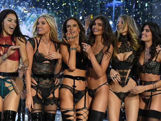 412a3e9bc5 Is the Victoria s Secret show really empowering for women