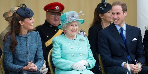 Royal Family | ELLE UK