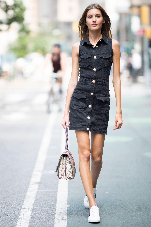 Model Street Fashion Fashion Models
