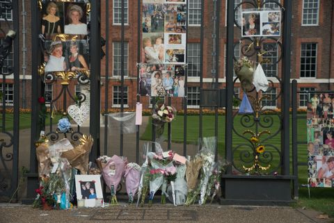 Princess Diana tribute