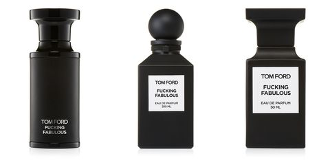 Tom Fords Latest Fragrance Is Called Fucking Fabulous Naturally