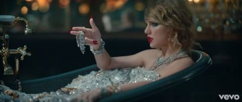 Taylor Swift - Look What You Made Me Do video