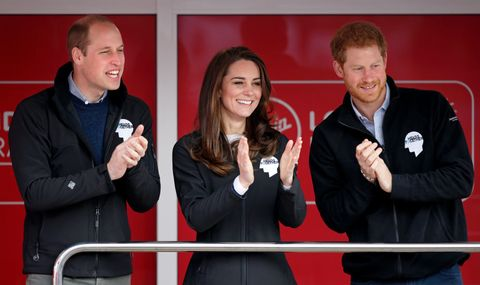 Prince William and Kate Middleton are expecting their third baby, Prince Harry says the news is fantastic