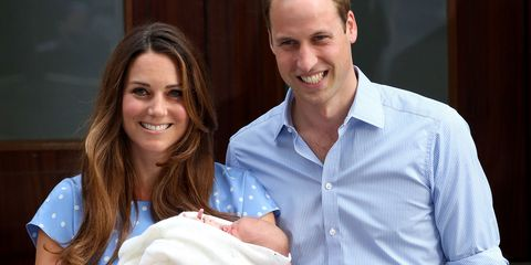 The Best Twitter Reactions to the Royal Baby News