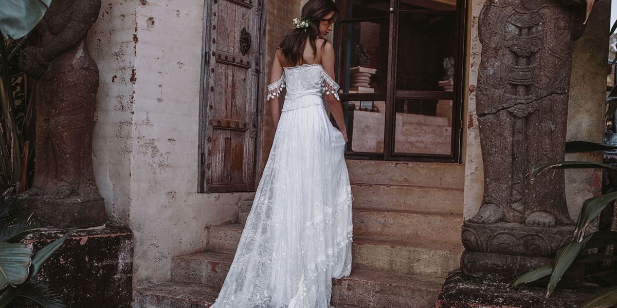 Brides designed their dream wedding dress and this is what it looks like