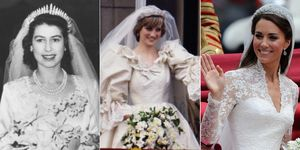 Royal wedding fragrances
