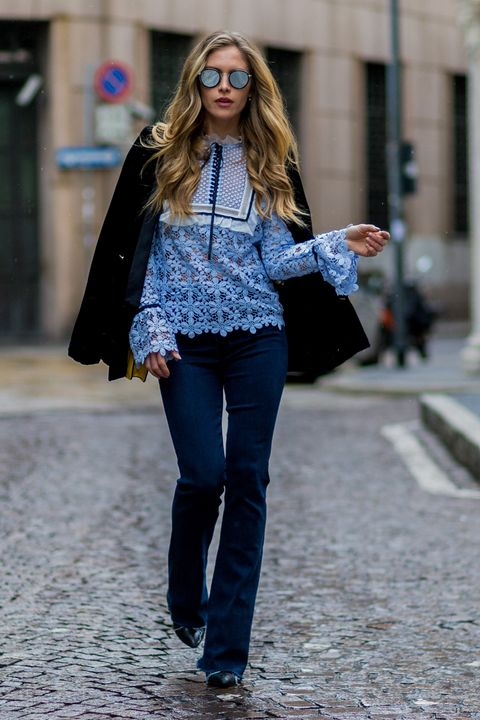 Jeans, Clothing, Street fashion, Denim, White, Black, Blue, Fashion, Cobalt blue, Snapshot,
