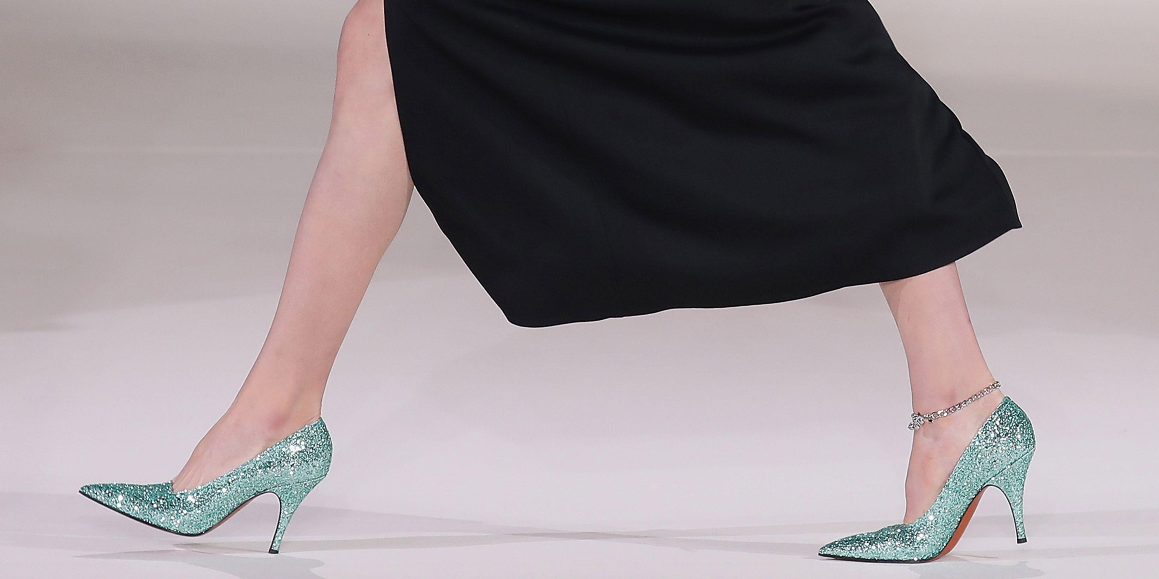 Image result for cinderella shoes  for victoria beckham 2018