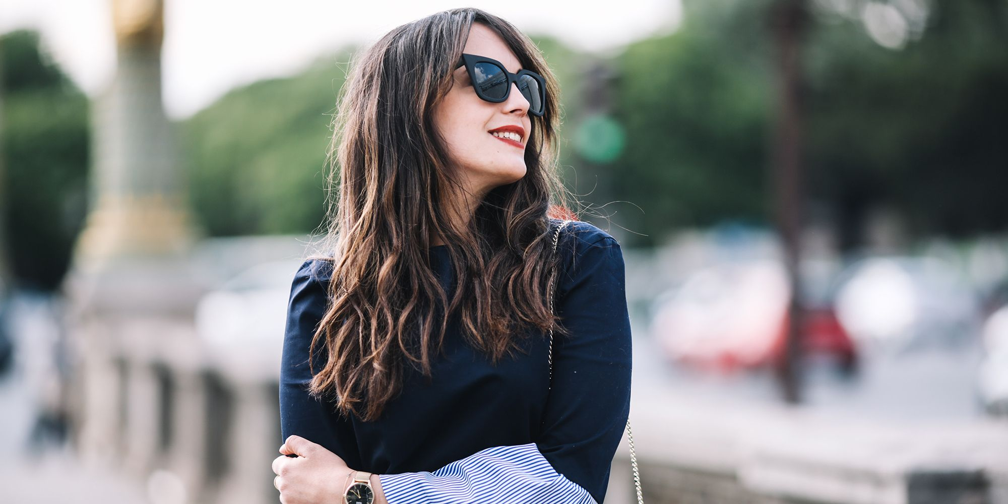 How To Air Dry Your Hair Like A Parisian French Girl Hair Tips
